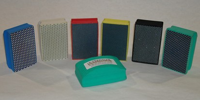 Hand Pads with foam backer