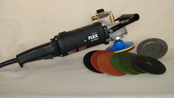 "5"" Wet Polisher Bundle #12"