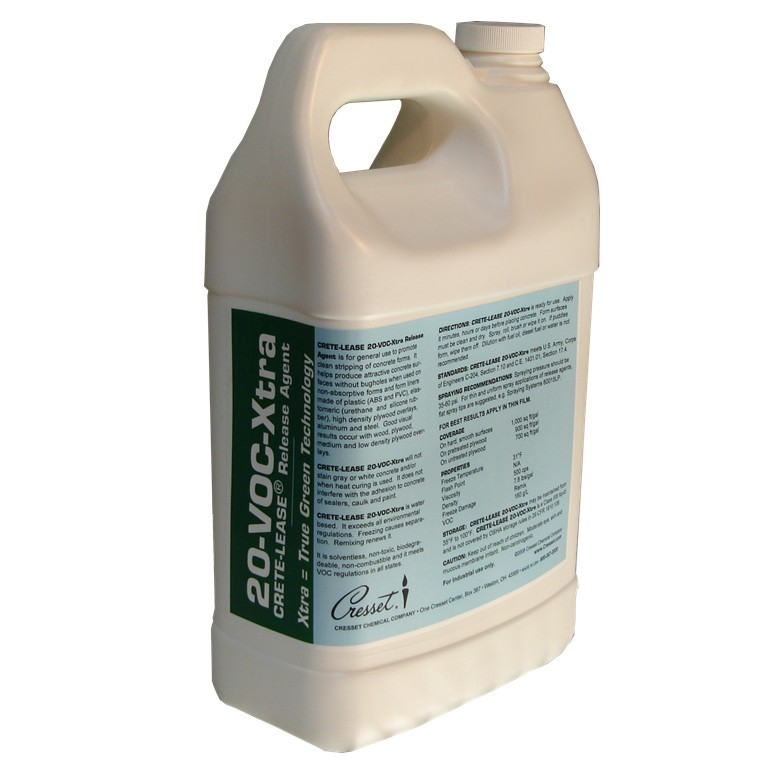 Crete-Lease 20-VOC, Gallon
