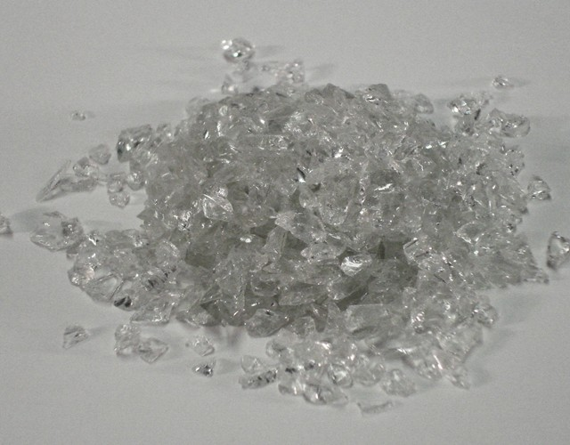 Glass Aggregate: Clear Plate
