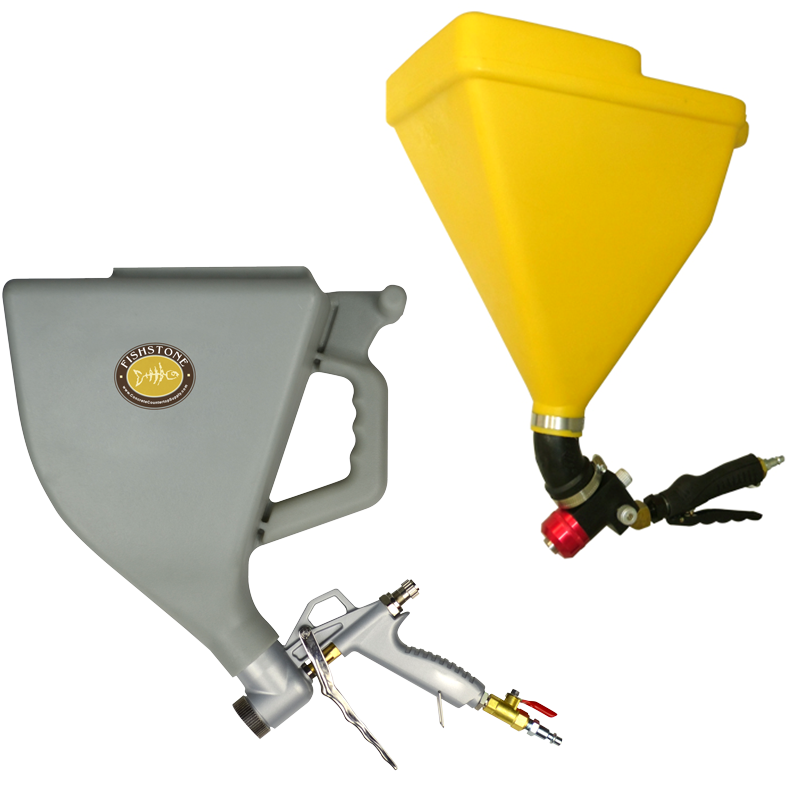 Mist & Backer Sprayer Combo- PC401 & GFRC Backer-Gun