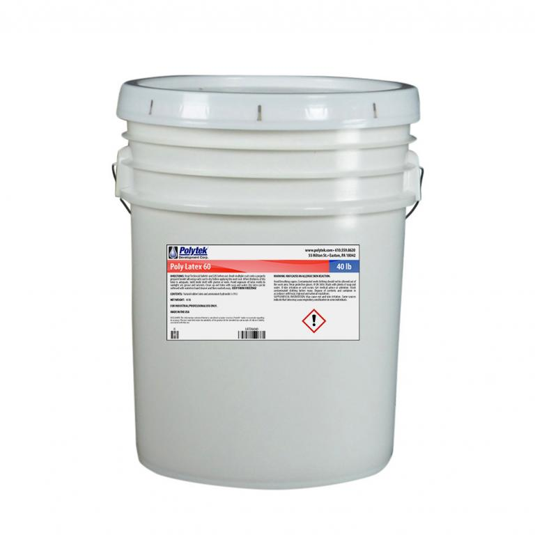 PolyTek Latex 60, 40lbs