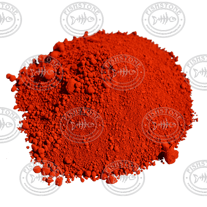 Light Red  Iron Oxide