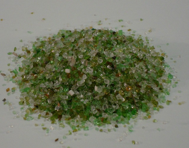 Glass Aggregate: Spice Mix
