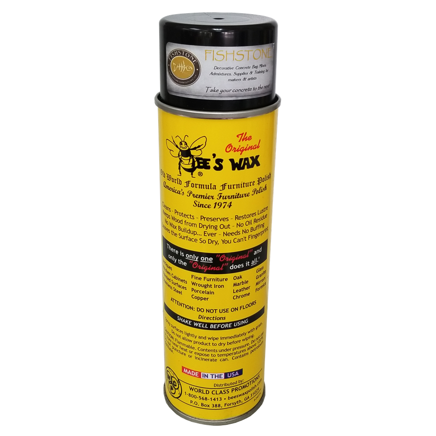 The Original Bee's Wax Spray, 17oz