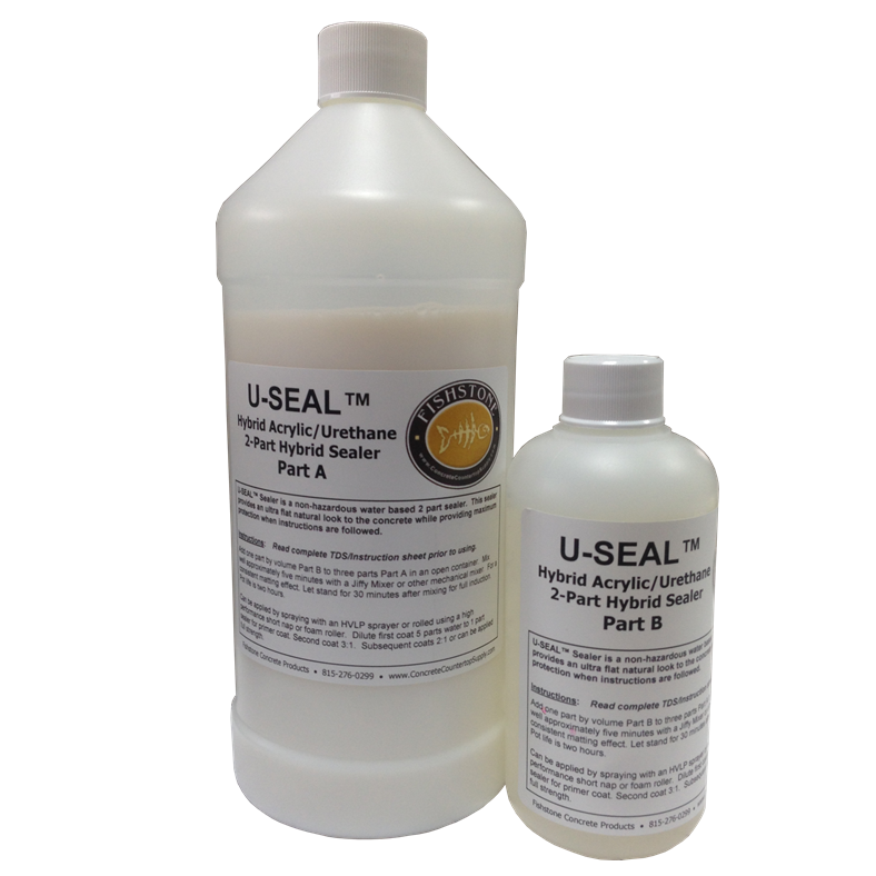 U-SEAL™ Concrete Sealer