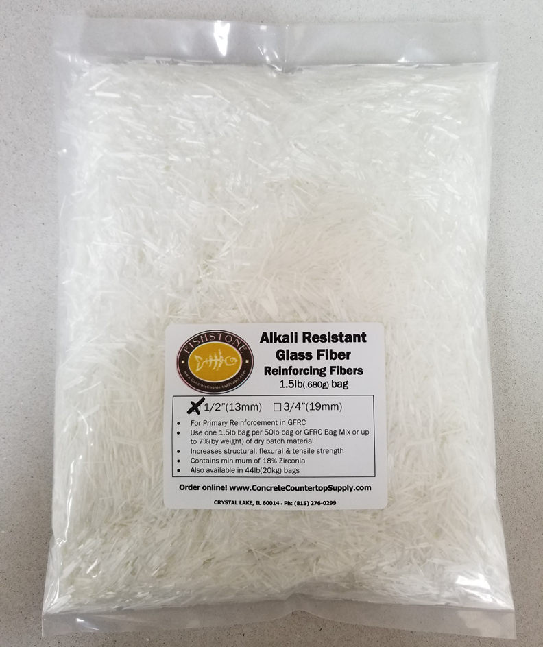1.5lb,  AR Glass Fiber