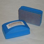 Fishstone Foam backed hand pad, 1500 Grit