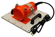 Vibco vibrator w/ mounting plate, US-450T