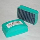 Fishstone Foam backed hand pad, 50 Grit