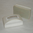 Fishstone Foam backed hand pad, 800 Grit