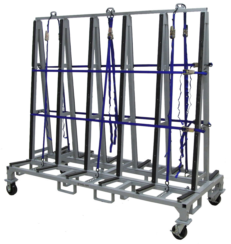 A-Frame Transport Rack