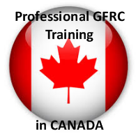 Professional GFRC & Mold Making workshop in CANADA Sept. 9-11, 2015