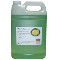 FISHSTONE-Clean & Etch Concentrate , Gallon