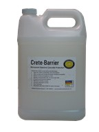 Crete-Barrier Colloidal Silica Densifier/Sealer, Gallon