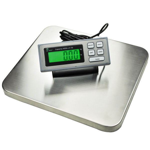 Medium Duty Bench Scale 400lb x 0.1lb