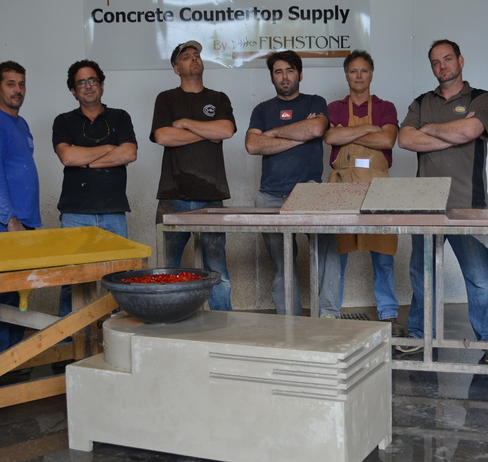 Professional GFRC & Mold Making Training in CANADA (4-Day)