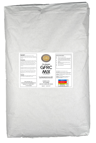 Fishstone GFRC Bag Mix, 50lb