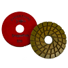 "DragonFish, 5"" Concrete Polishing Pad, 100 Grit"