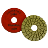 "DragonFish, 5"" Concrete Polishing Pad, 1500 Grit"