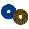 "DragonFish, 5"" Concrete Polishing Pad, 30 Grit"