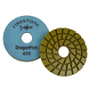 "DragonFish, 5"" Concrete Polishing Pad, 400 Grit"
