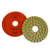 "DragonFish, 7"" Concrete Polishing Pad, 1500 Grit"