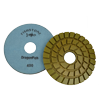 "DragonFish, 7"" Concrete Polishing Pad, 400 Grit"