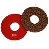 Hexagon Concrete Polishing Pad, 100 Grit