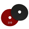 "Super Flex 4"" Concrete Polishing Pad 100 Grit"