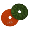 "Super Flex 4"" Concrete Polishing Pad 1500 Grit"