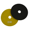 "Super Flex 4"" Concrete Polishing Pad 200 Grit"