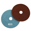 "Super Flex 4"" Concrete Polishing Pad 400 Grit"