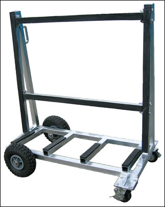 Single-Sided Shop/install Cart